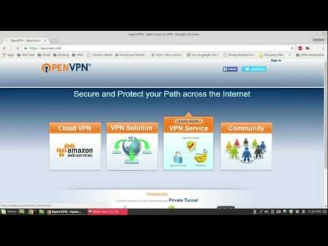 How To Set Up Your Own OpenVPN Server (Ubuntu 14.04) READ DESCRIPTION