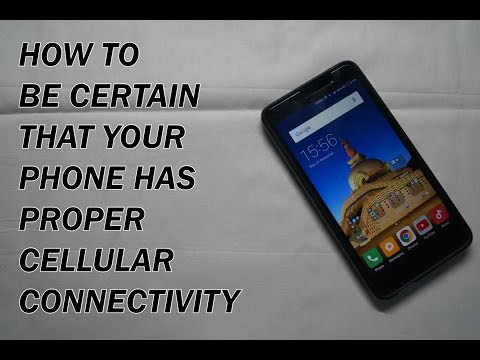 Proper Signal Strength and how to be sure.