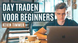 Leren Day Traden | Day Trading voor Beginners en Gevorderden | Nederlands