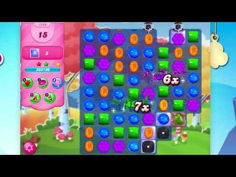 Candy Crush Saga Level 3150  No Booster