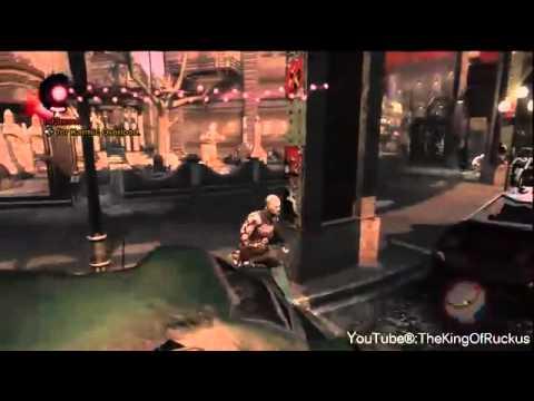 Stunts of InFamous: Part 2