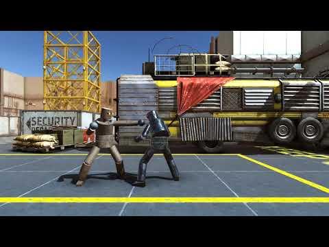 Unity Asset Store - Beat 'Em Up Fight Animation 2.5D