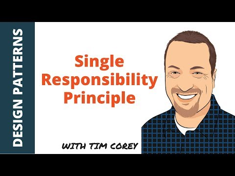 Design Patterns: Single Responsibility Principle Explained Practically in C# (The S in SOLID)