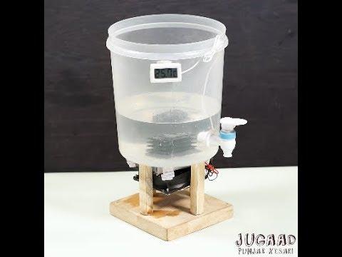 DIY Water Cooler Using Peltier Module