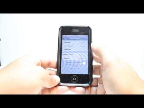 Language change to iphone 5, 4S, 4, 3G