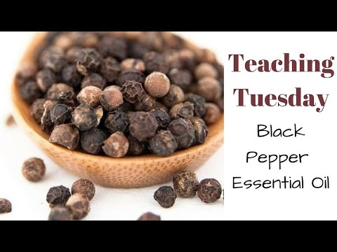 All About Black Pepper: Teaching Tuesday