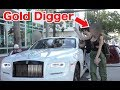 Gold Digger Serenade Prank Ft Justin Bieber