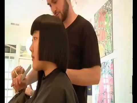 bob haircut women
