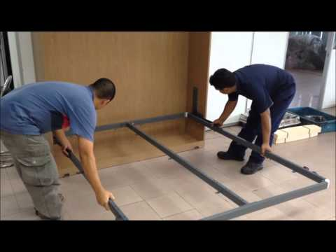 Wall Bed Assembly Instructions (Temp)