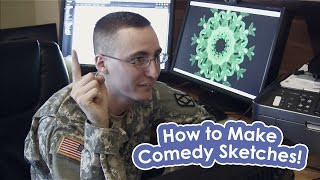 Download How to Make Comedy Sketches Video