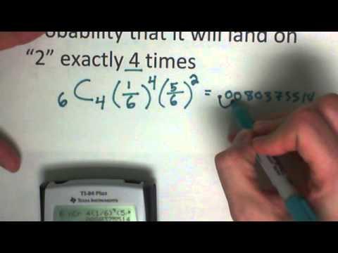 Flipped 11.2 Binomial Probability with