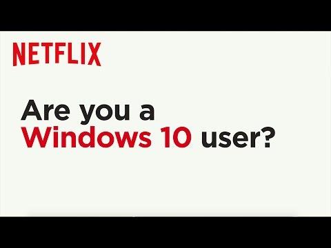 Downloading for Windows 10 | Netflix