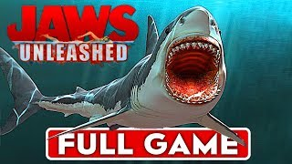 JAWS UNLEASHED Gameplay Walkthrough Part 1 FULL GAME [1080p HD 60FPS] - No Commentary