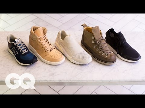 5 Sneakers Every Guy Should Own – Style and How-to | GQ