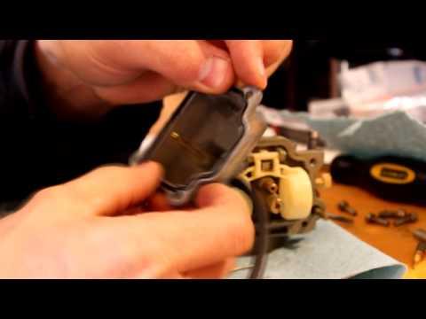 Carb / Carburetor rebuild Dirt Bike Yahama TTR kit repair