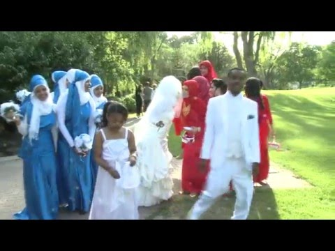 Park Video of Oromo Wedding at Edward Gardens Toronto On Canada Day | Wedding Videographer Toronto