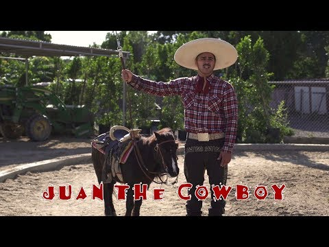 Juan the Cowboy | David Lopez