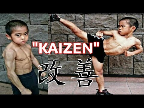 Kaizen - The Japanese Method to Form a Habit (Extremely Effective and Easy)