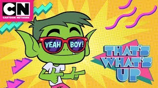 Beast Boy Visits Doom Patrol | Teen Titans GO! | Cartoon Network