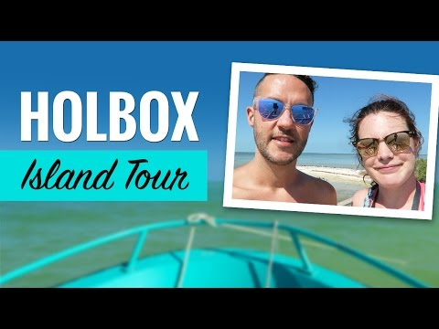 HOLBOX and PASSION ISLAND Boat Tour