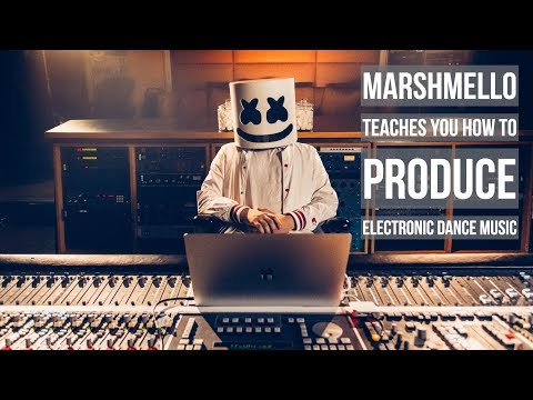 Marshmello Teaches You How To Produce Dance Music | Official Trailer