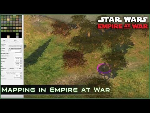 Part 3 - Modding 101 - Making an Empire at War Ground Map Live