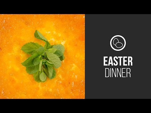 Easter Cheesecake || Around the World: Easter Dinner || Gastrolab