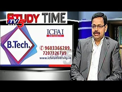 How To Choose the Right Engineering College | ICFAI University | Study Time | TV5 News
