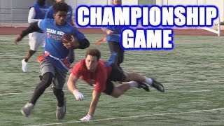 MVP OF THIS GAME GOES TO THE SUPER BOWL TONIGHT! | Sunday Morning Football | Championship Game