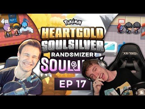 RIDICULOUS STORYTELLING! | Pokemon Heart Gold and Soul Silver Soul Link Randomized Nuzlocke EP 17