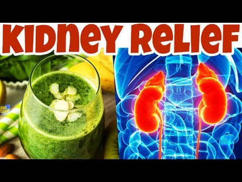 How to Relieve KIDNEY PAIN? 6 [Must Drink] Drinks for KIDNEY PAIN RELIEF to Help Reduce KIDNEY Pain!
