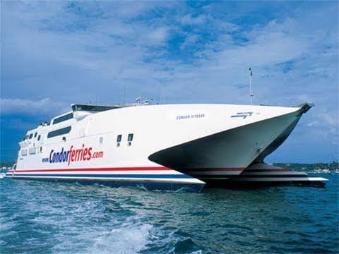 Condor Ferries Rapide