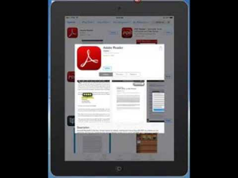 Tutorial - Taking Notes on a PDF with Your Tablet