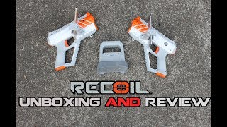 REAL LIFE FIRST PERSON SHOOTER || RECOIL Starter Kit Unboxing & Review | Walcom S7