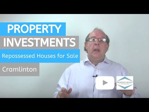 Property Investments in Cramlinton, North East – Repossessed Houses for Sale Cramlinton, North East