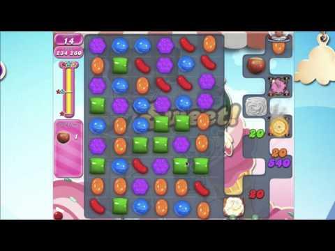 Candy Crush Saga Level 1613  No Booster