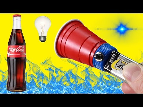 EPIC COMPILATION OF LIFE HACKS AND EXPERIMENTS