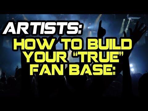 Artists: Guaranteed Way To Build Your