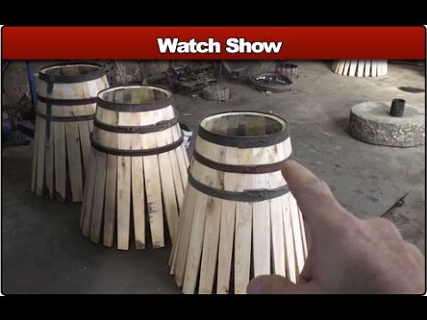 The American Innovator - How to make a Wine Barrel - Porto, Portugal