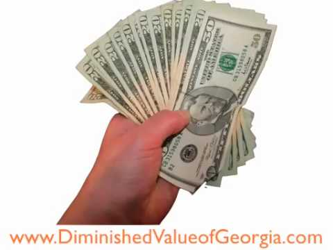COLLECT MAXIMUM DIMINISHED VALUE TODAY.