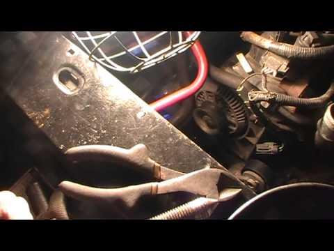 1994 Ranger Timing Belt Change 1