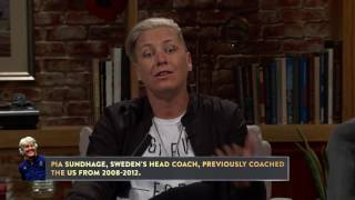 Abby Wambach On Women S Soccer Performance In Rio Hbo