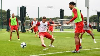 Pre-Season Live: Relive Liverpool's training session at Melwood