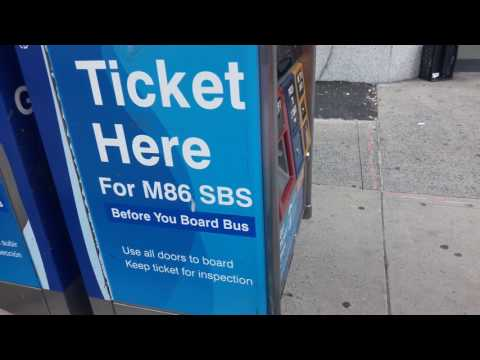 HOW TO BUY BUS TICKETS IN NEW YORK