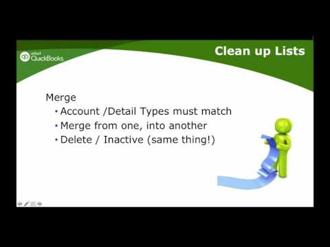 QuickBooks Online 2016 Tutorial: Common Mistakes and How to Fix Them