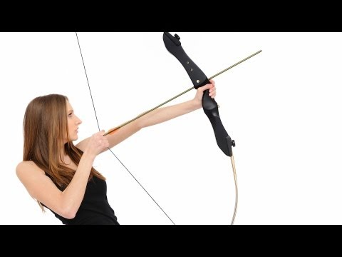 4 Longbow Archery Shooting Tips | Archery Lessons