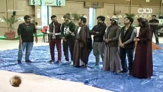 ولك سعد ولك - إهداء عبدالمجيد الفوزان لـ سعد القحطاني | #زد_رصيدك36