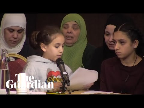 Girl tells Grenfell inquiry: 'Mehdi will never play with us again'