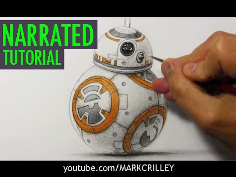 How to Draw BB-8 from