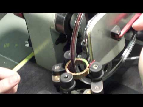 Wind Coil on Toroid Core - Butler Winding
